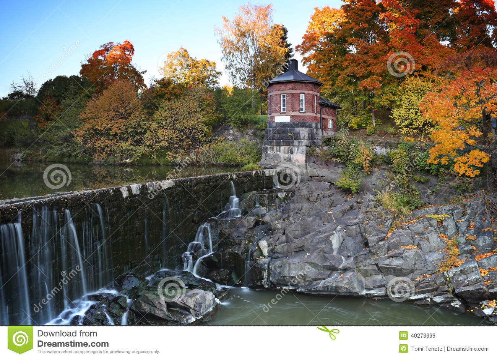 Finnland: Herbst in Helsinki