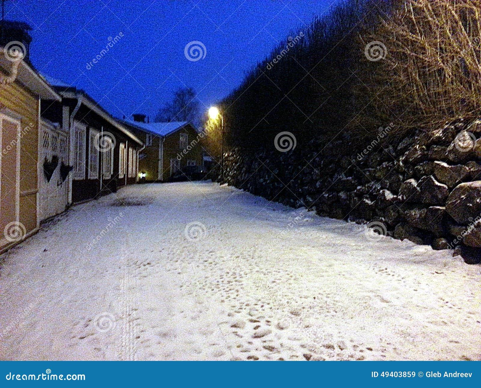Download Finnland Suomi Porvoo stockbild. Bild von europa, reisen - 49403859