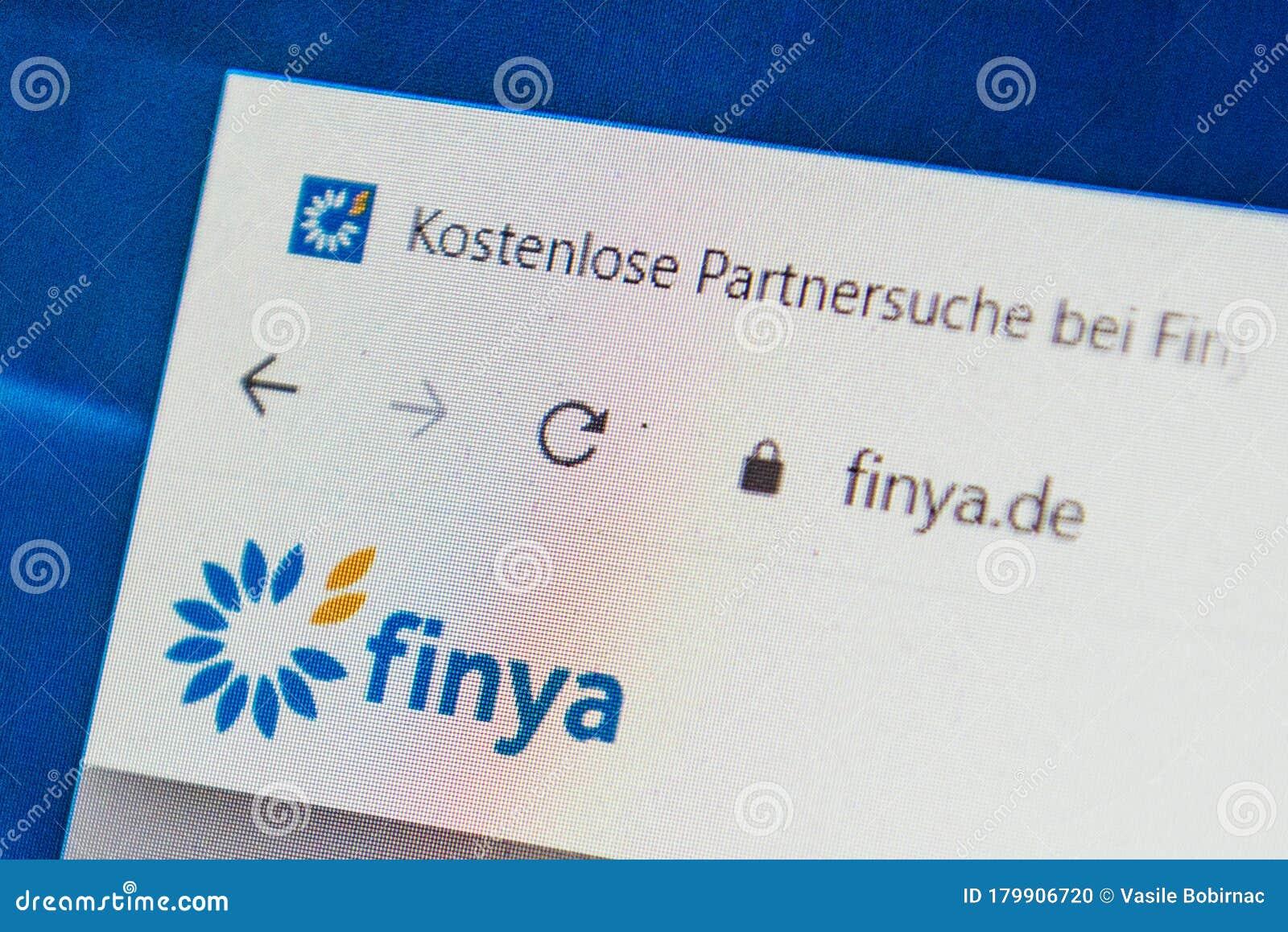 Sign up finya de www Www finya