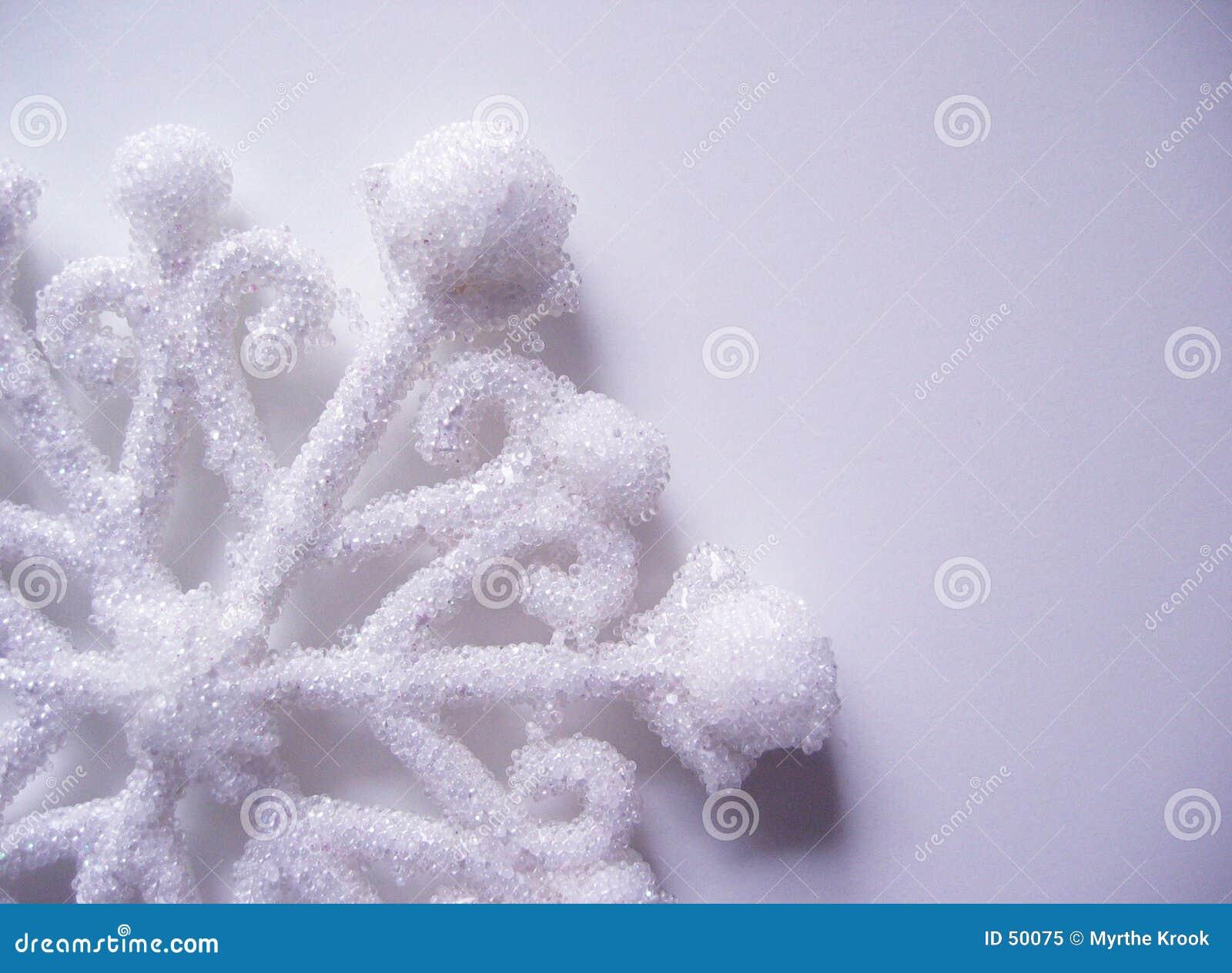 Download Fiocco di neve immagine stock. Immagine di festa, decorazione - 50075