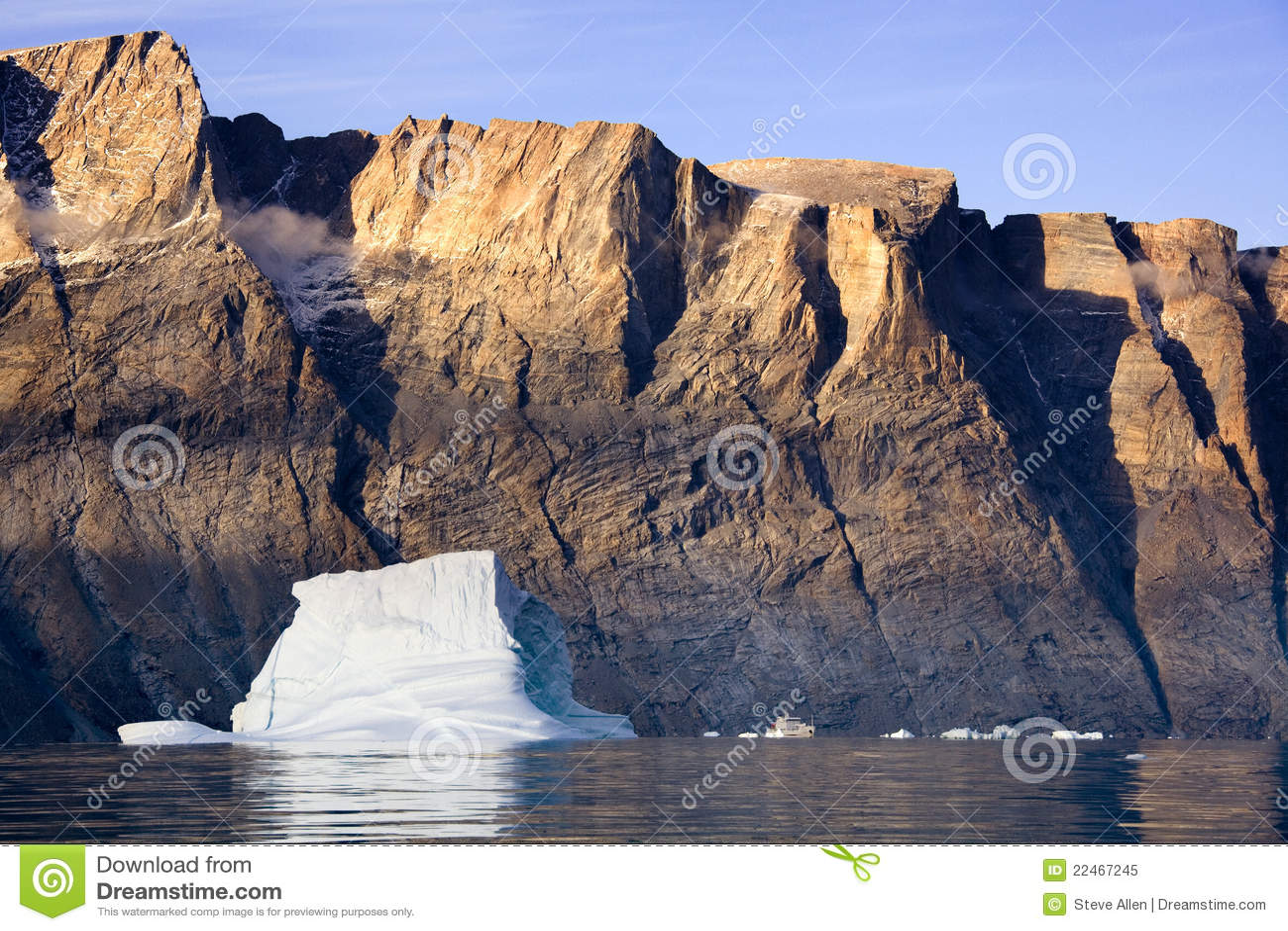 Fiordo de Francisco José - Groenlandia del este