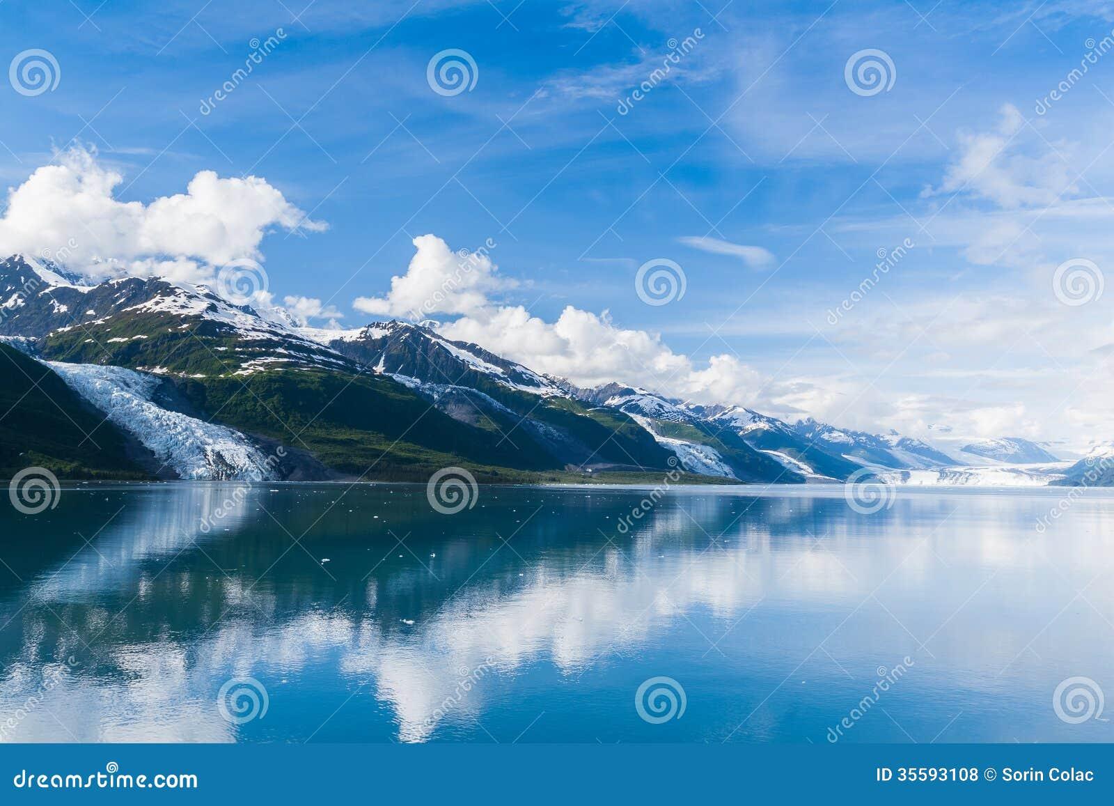 Fiordo de la universidad, Alaska