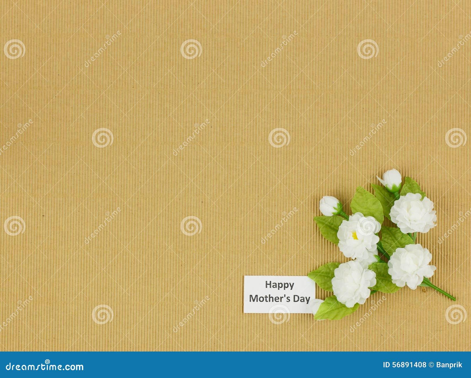 Fiore del gelsomino - fondo di giorno di madre