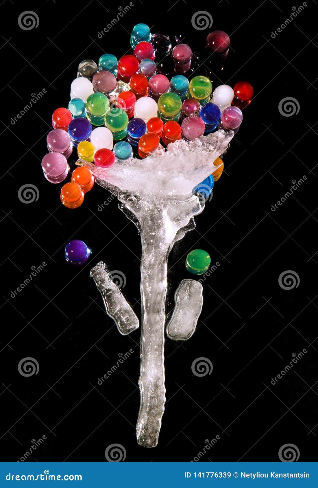 Fiore del ghiaccio