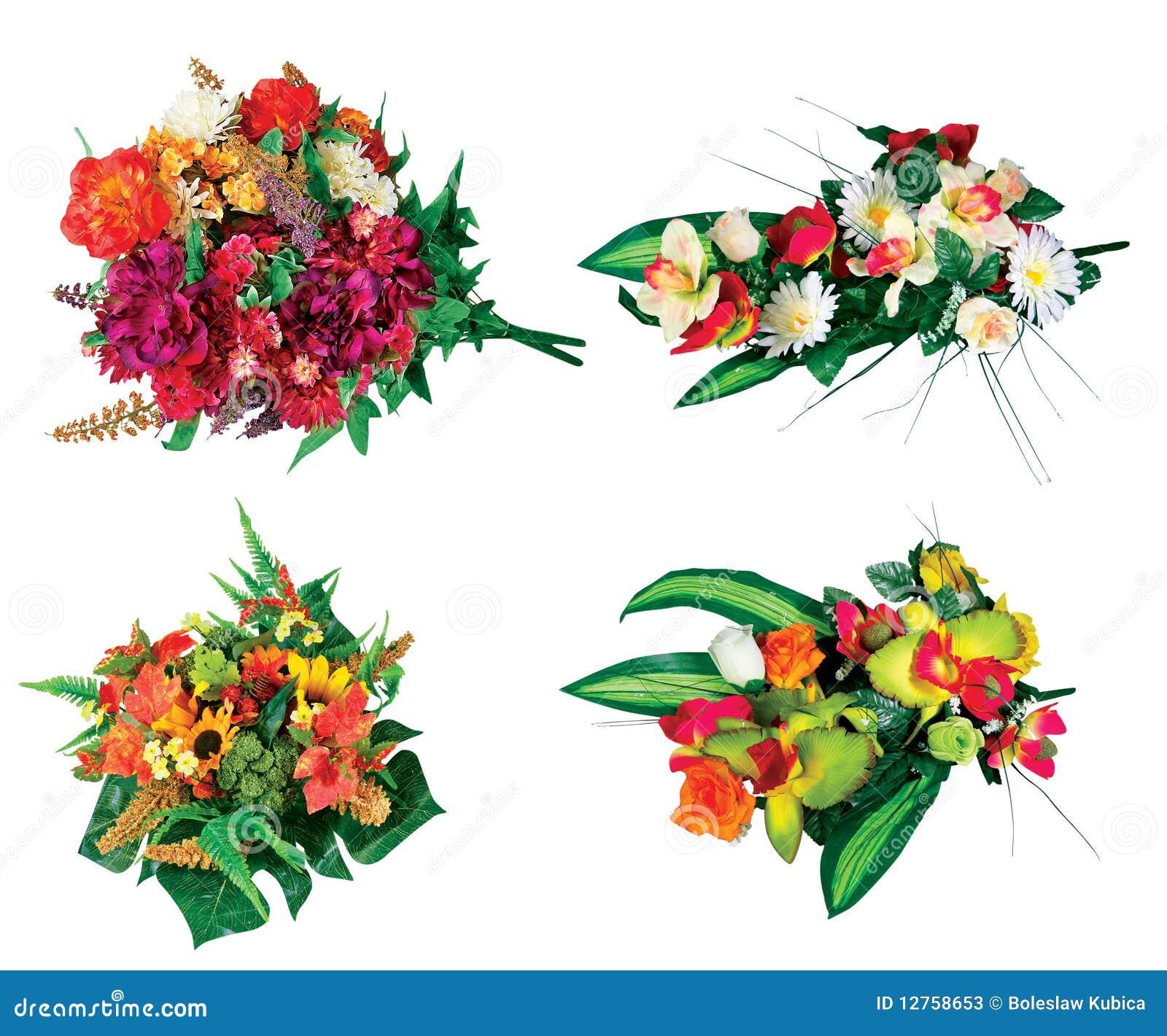 Fiori artificiali fotografie stock immagine 12758653 for Fiori artificiali