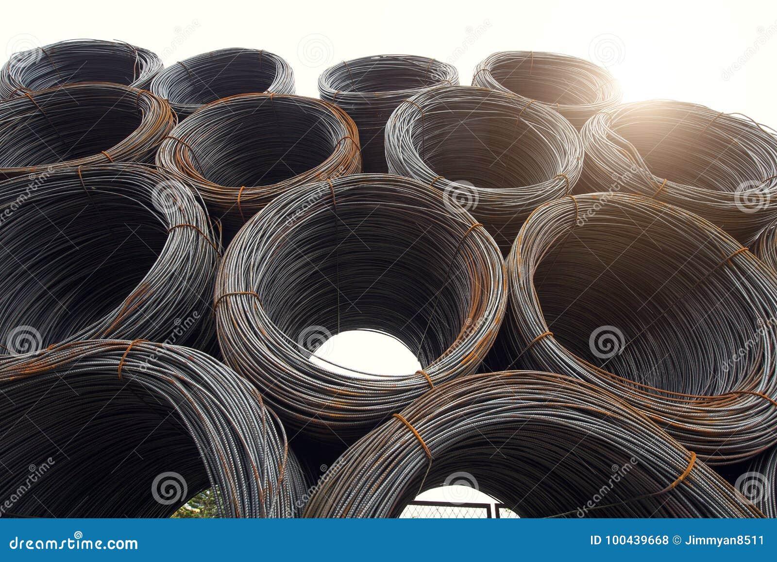 Fios de aço