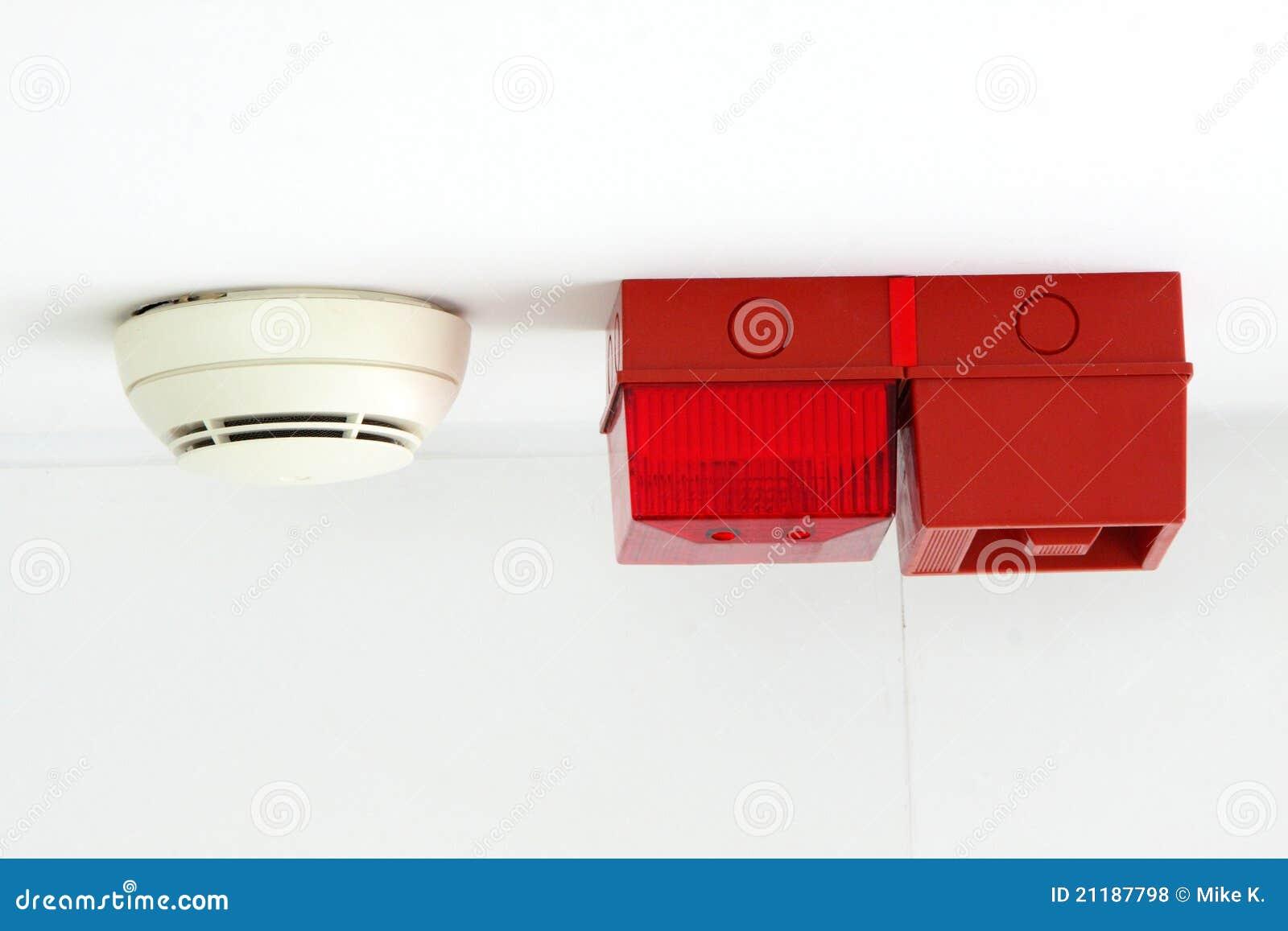 Fire Alarm & Smoke Detector
