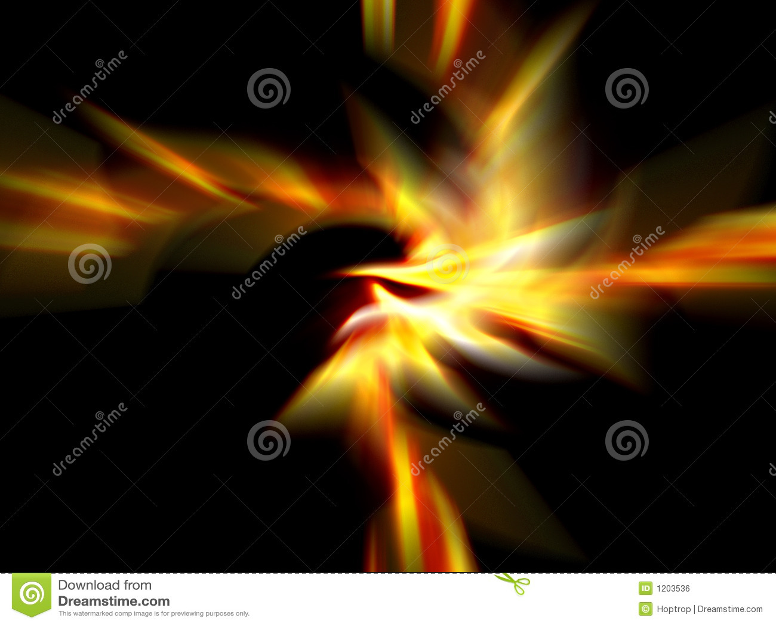 Fire blurs
