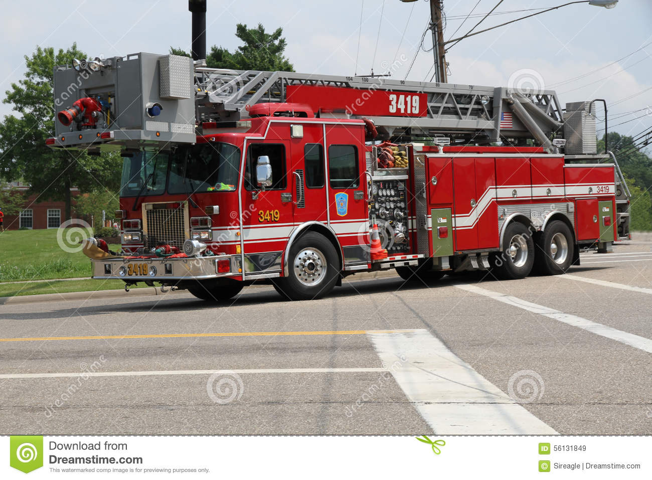 5352 Fire Truck Stock Illustrations Cliparts And Royalty