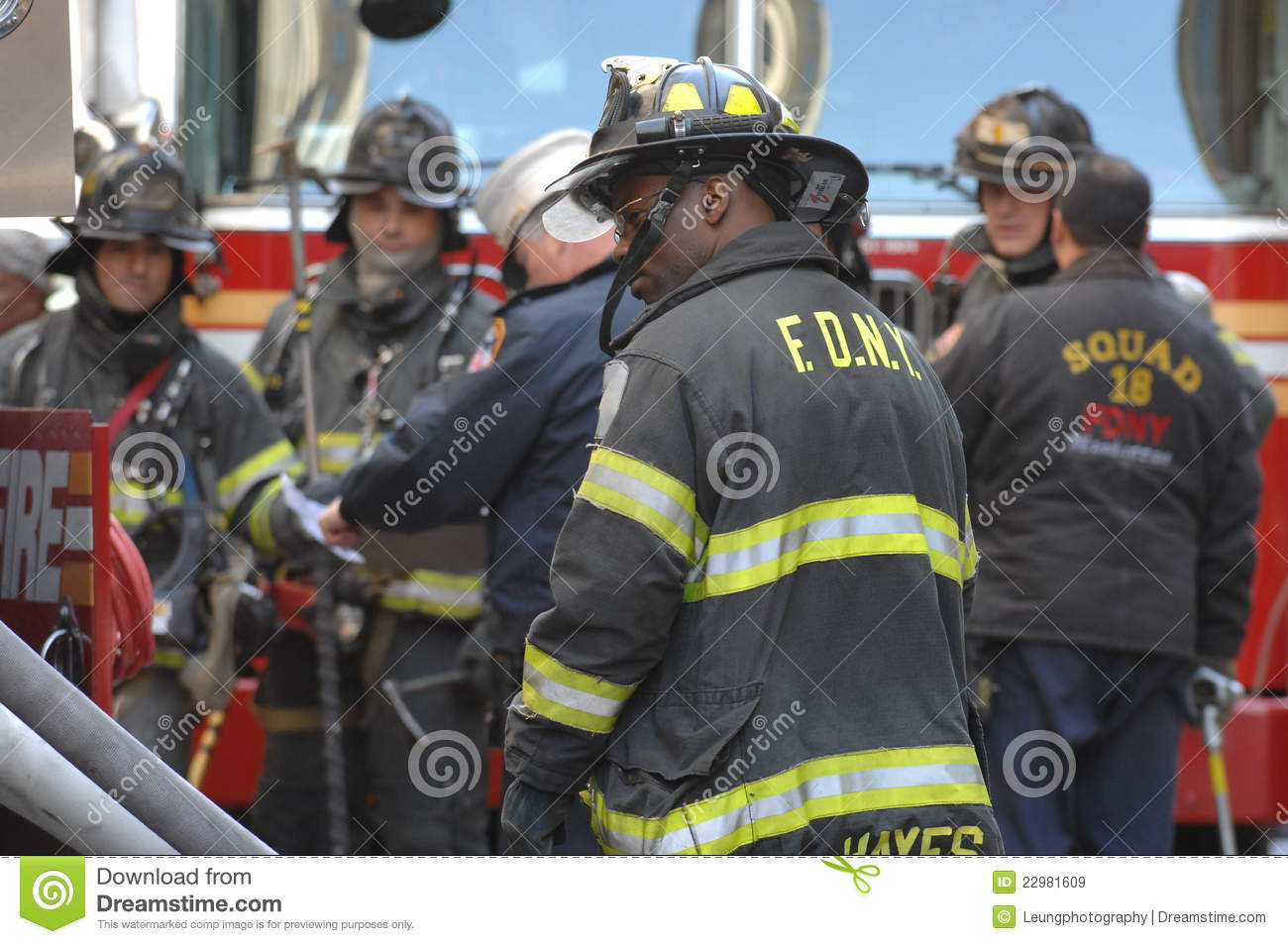 Fire Department NYC in Action