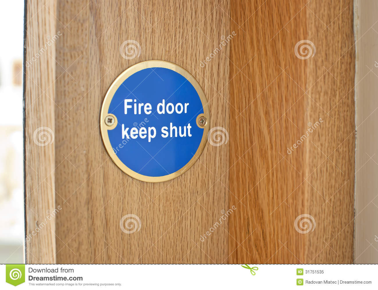 This is a picture of Versatile Keep Door Closed Sign Printable