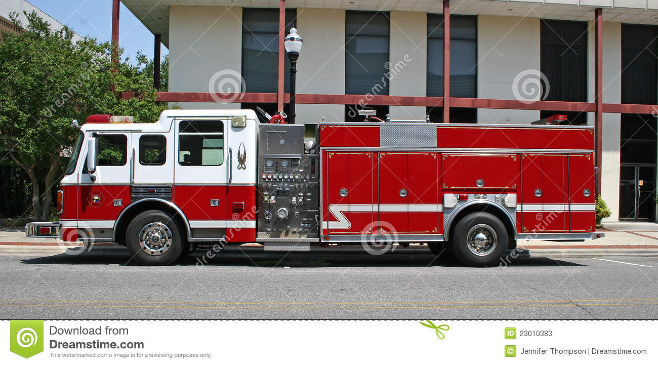 Fire Engine Stock Photos - Image: 23010383