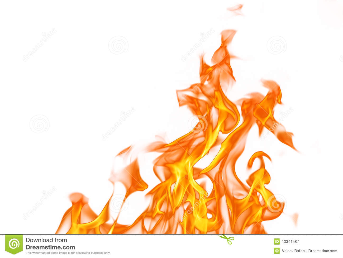 Fire Flames No Background