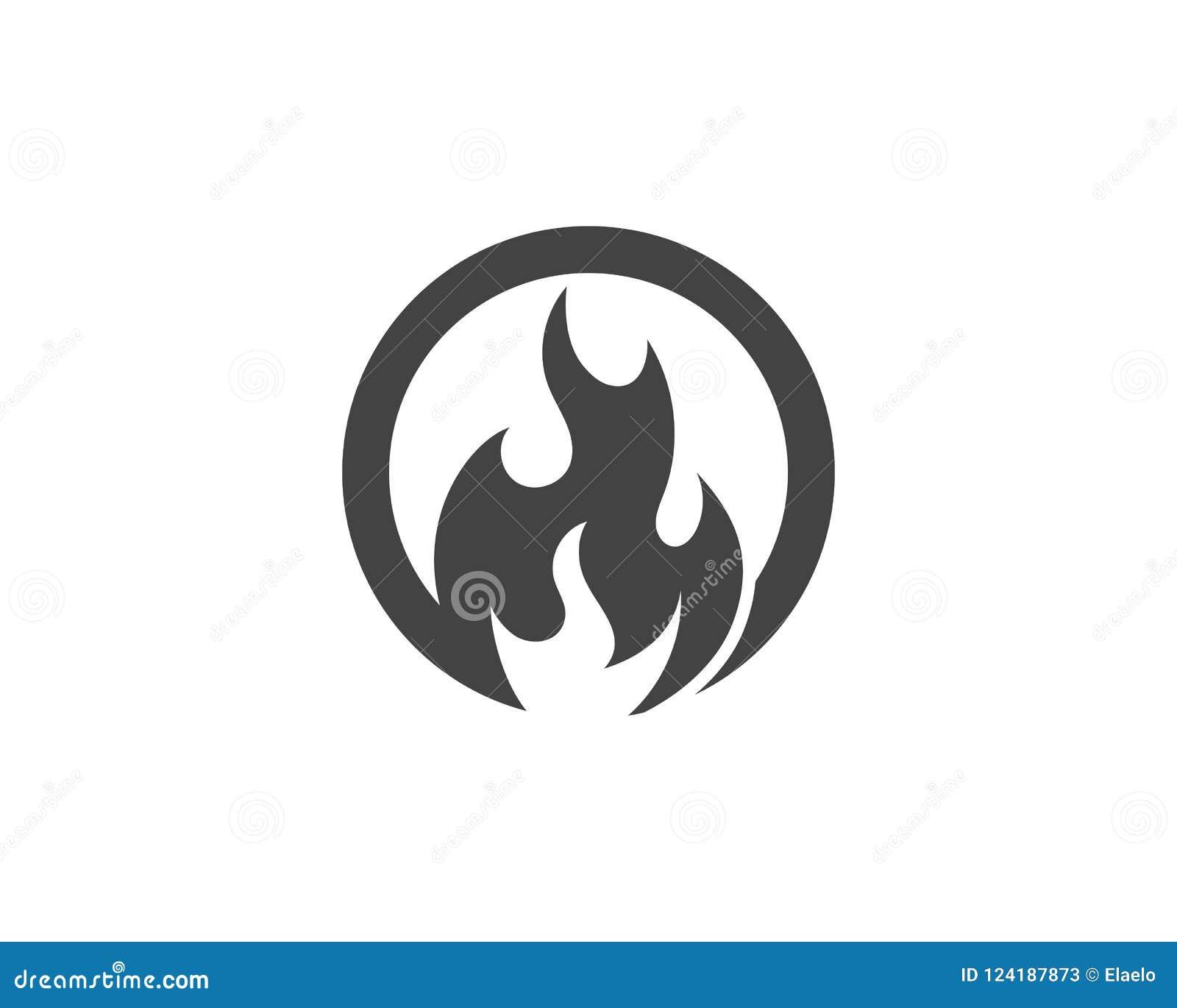 fire flame illustration stock illustration illustration of abstract