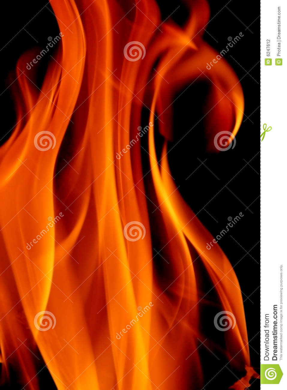 Fire, flame, texture