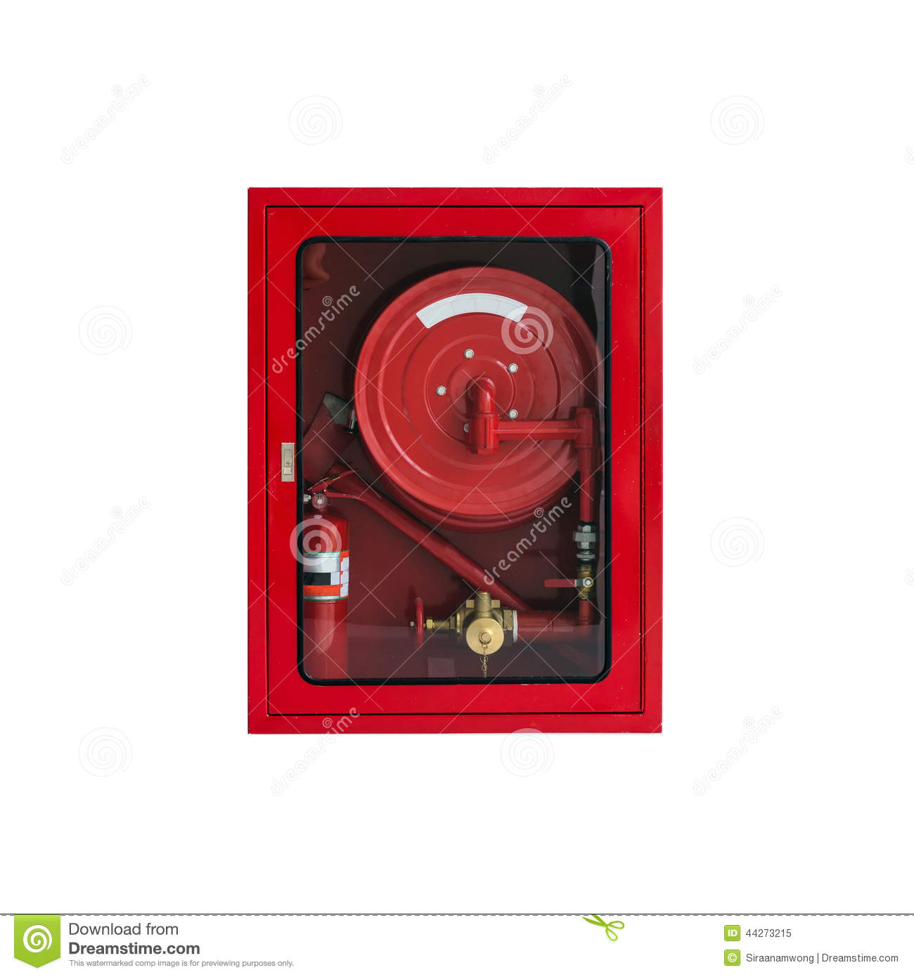 American Fire Hose And Cabinet Fire Hose Cabinet White Wall Stock Photos Images Pictures 81