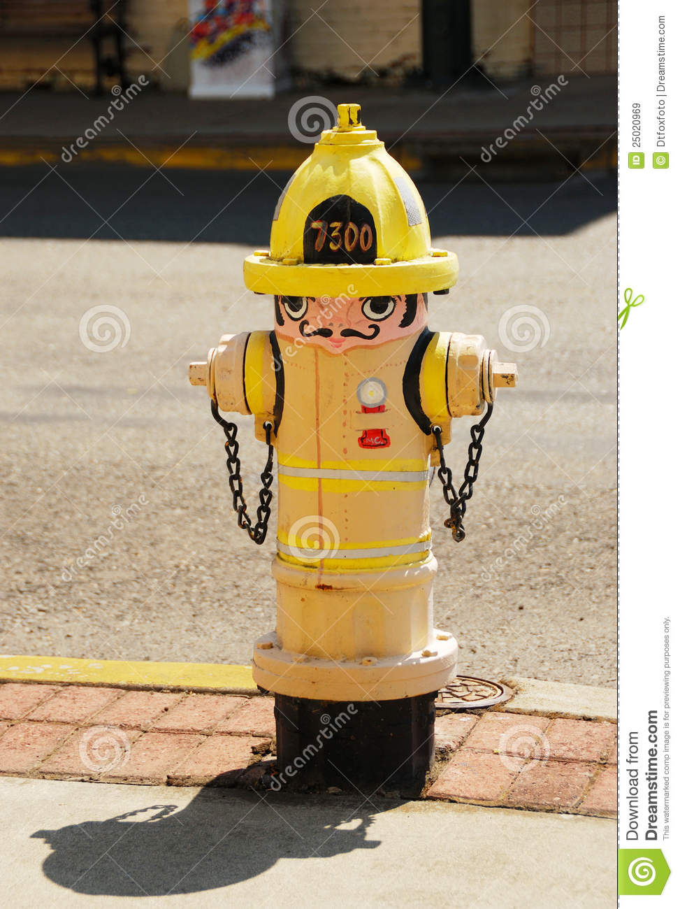 Fire Hydrant Royalty Free Stock Images Image 25020969