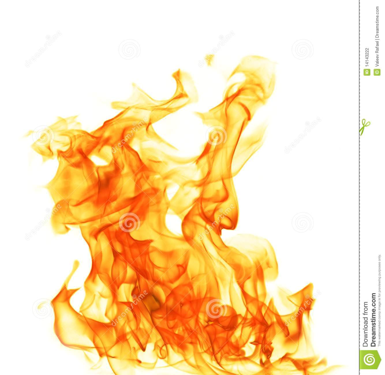 61c4e3bcd Fire Isolated On White Background Stock Photo - Image of isolated ...
