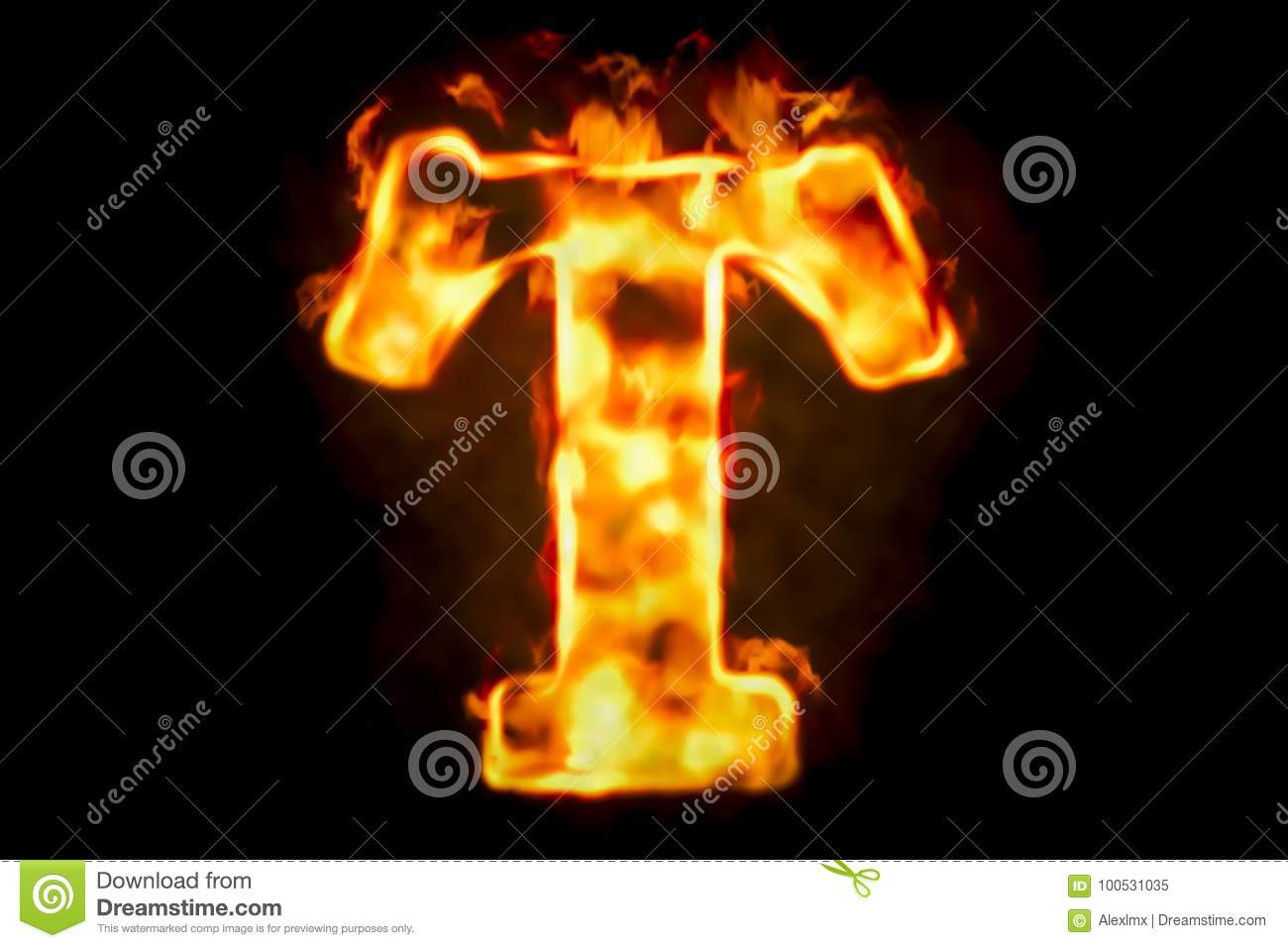 Fire letter t of burning flame light 3d rendering stock download fire letter t of burning flame light 3d rendering stock illustration illustration of thecheapjerseys Image collections