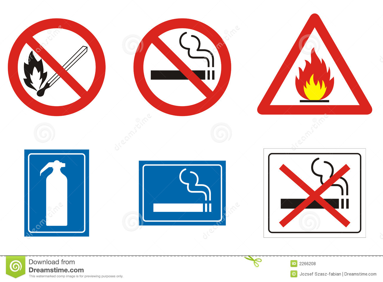 Fire signs and symbols stock vector illustration of disallow fire signs and symbols biocorpaavc