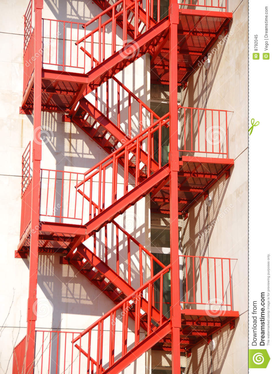 Stairway access provisions