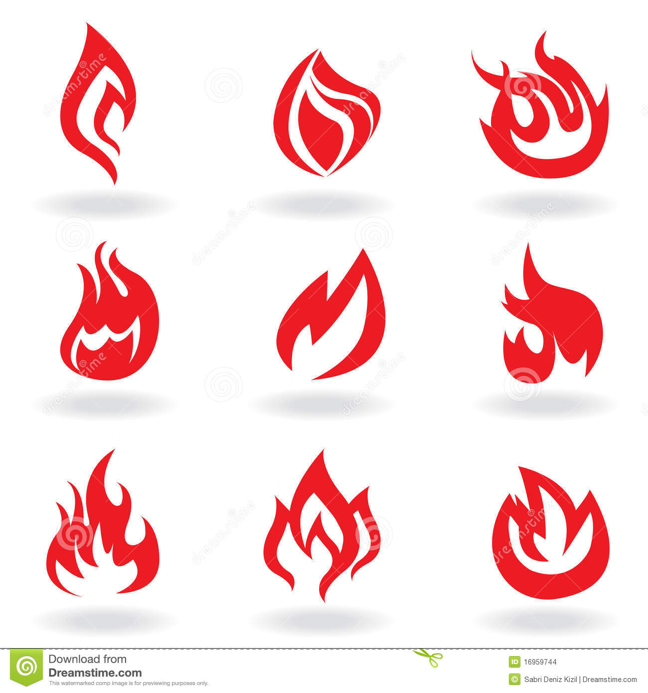 Sizzling Clipart