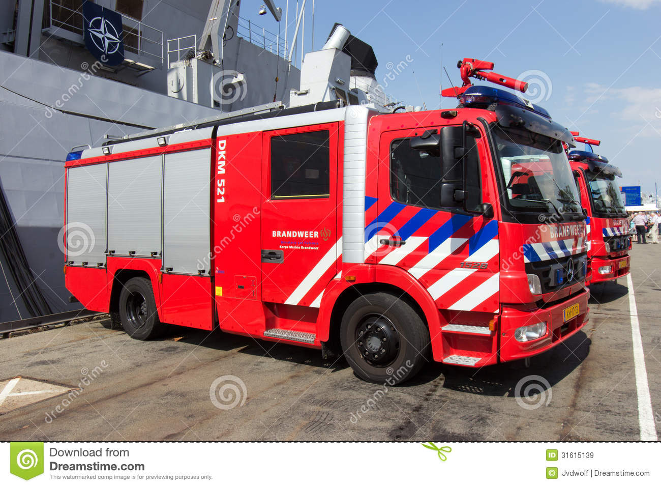 fire truck editorial stock image  image of engine  siren