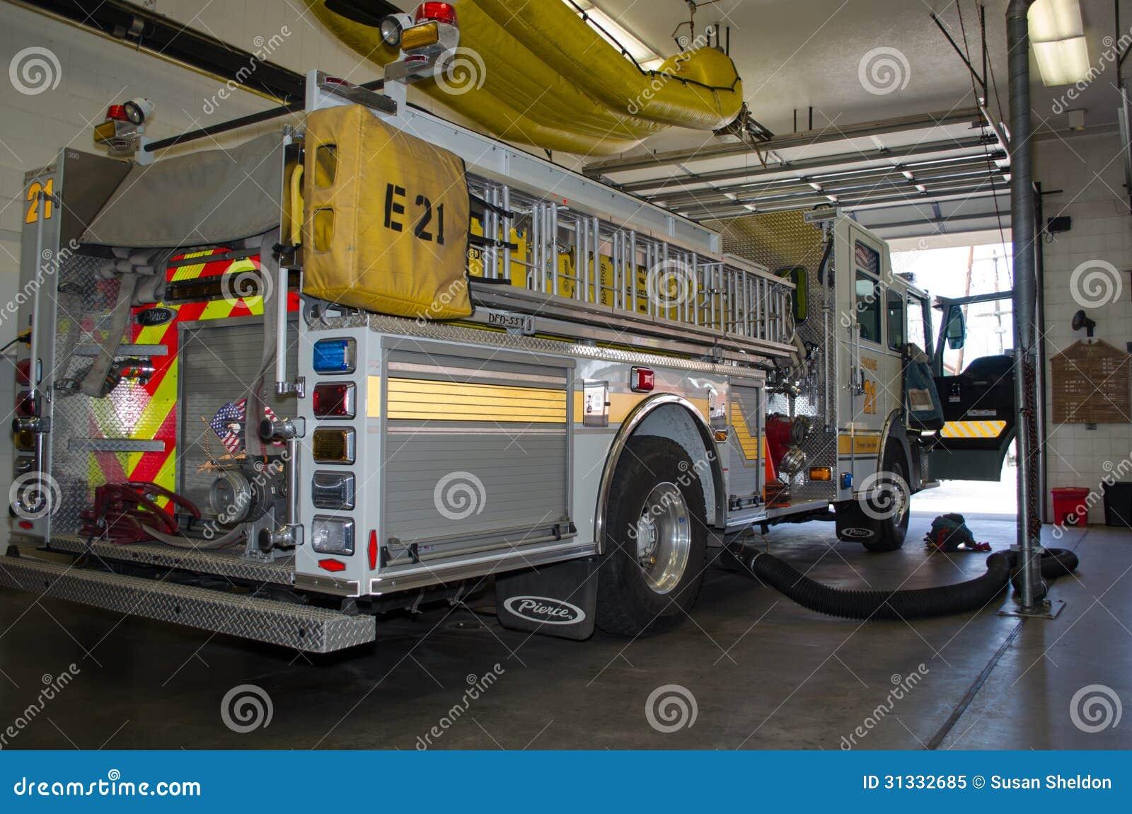 Inside Fire Station   Inside Ambulance   Inside Fire Truck CabInside Ambulance Truck