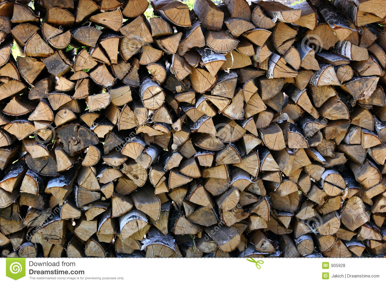 Fire Wood Pile Royalty Free Stock Photos Image 905928