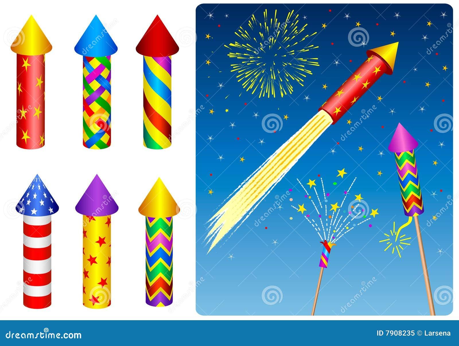 Firecracker Rocket Firecracker, fireworks, rocket