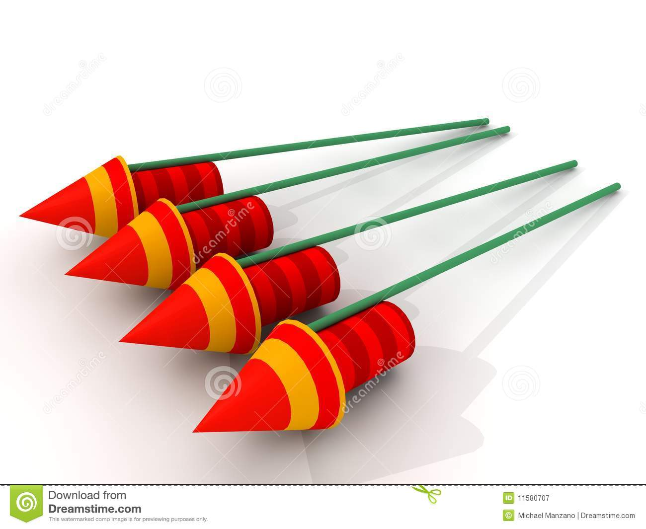 Firecrackers royalty free stock photography image 11580707