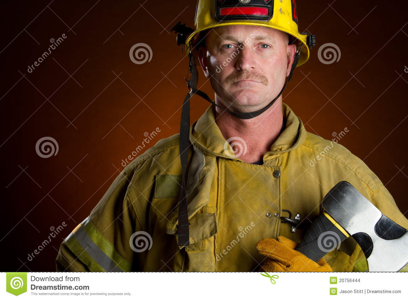 firefighter facial hair policy