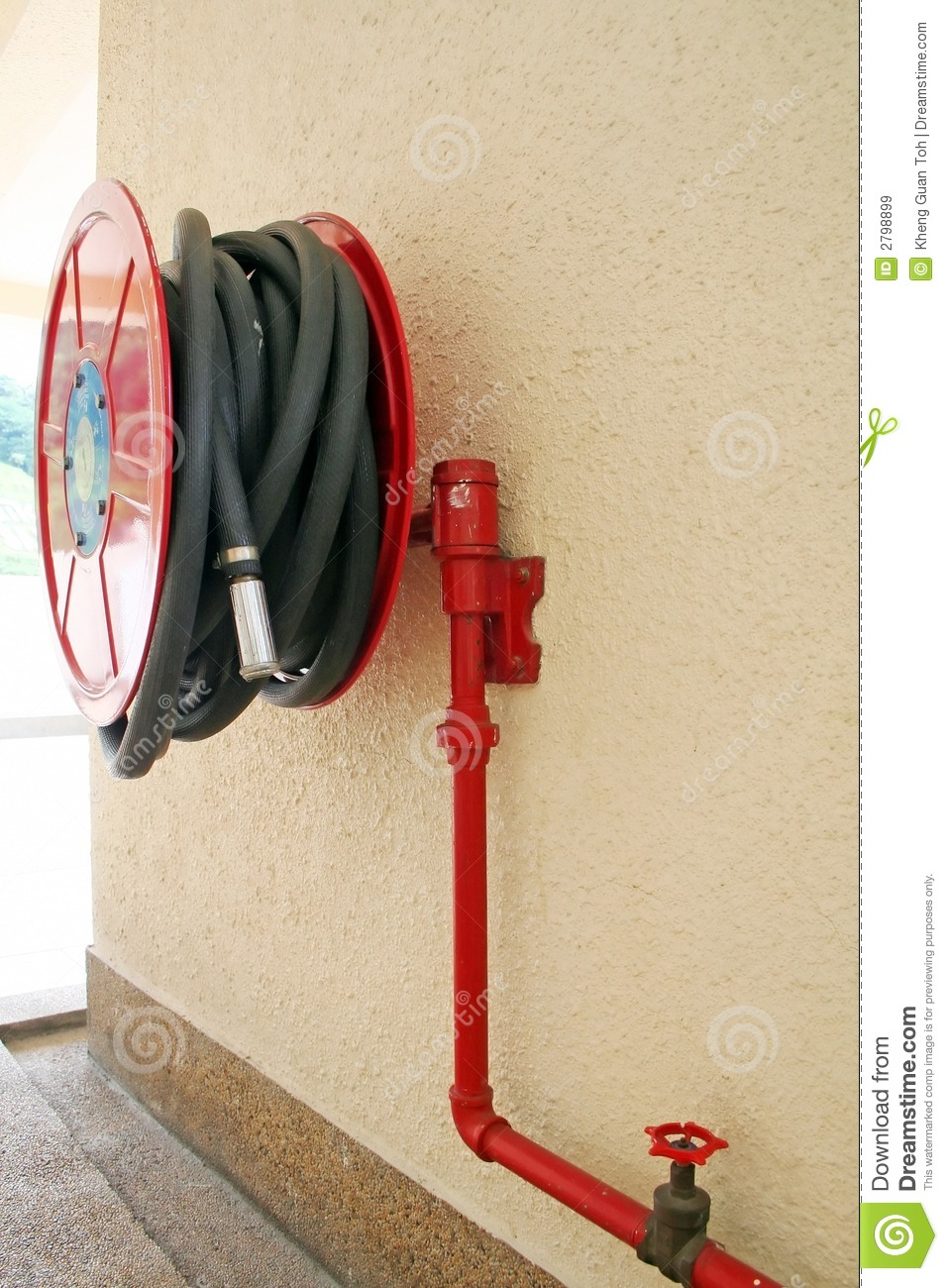 Firehose rouge