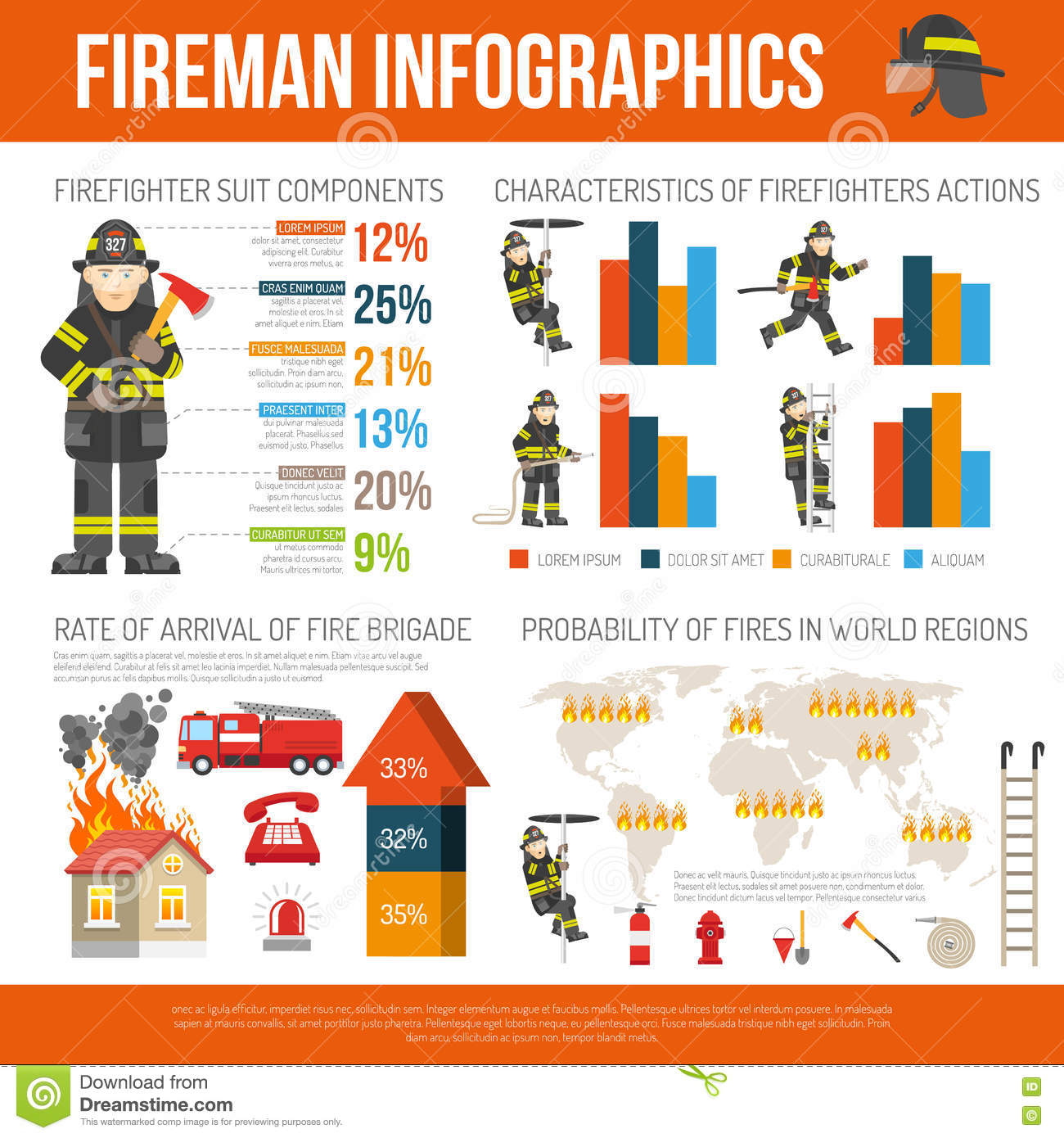 elements for firemen black royalty free stock photography fire station logo design fire rescue graphic design