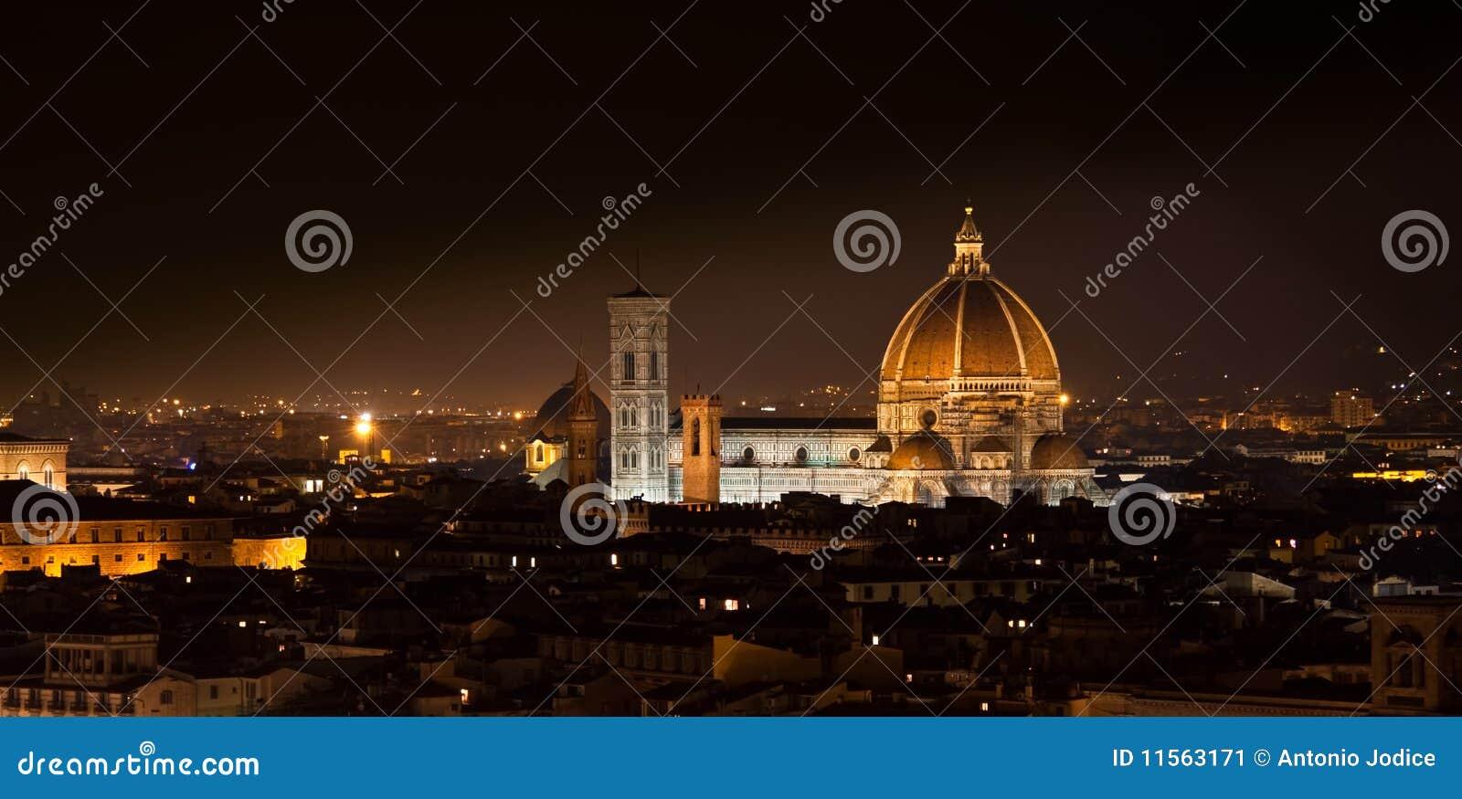 Firenze alla notte
