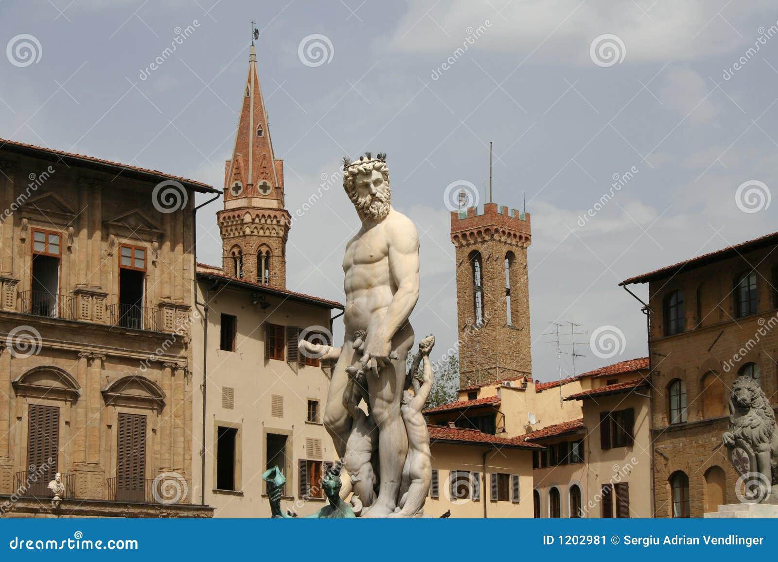 Firenze, Poseidon