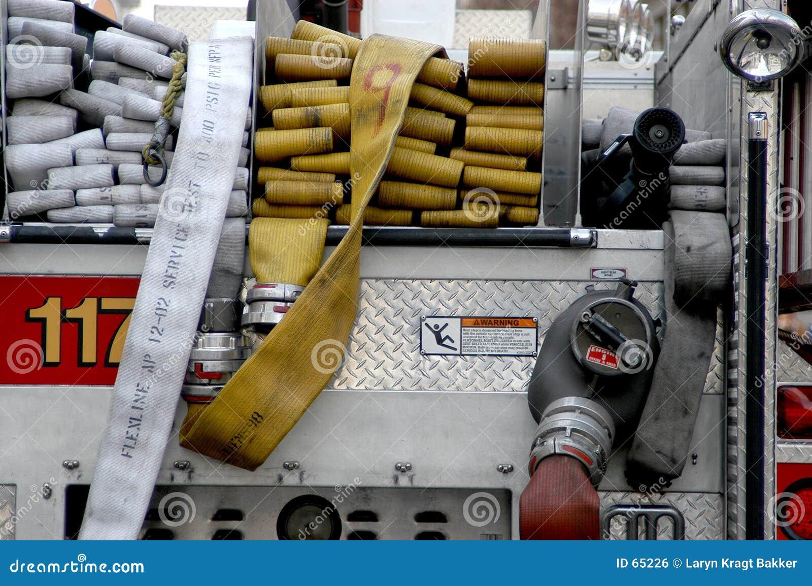 Firetruck y manguito