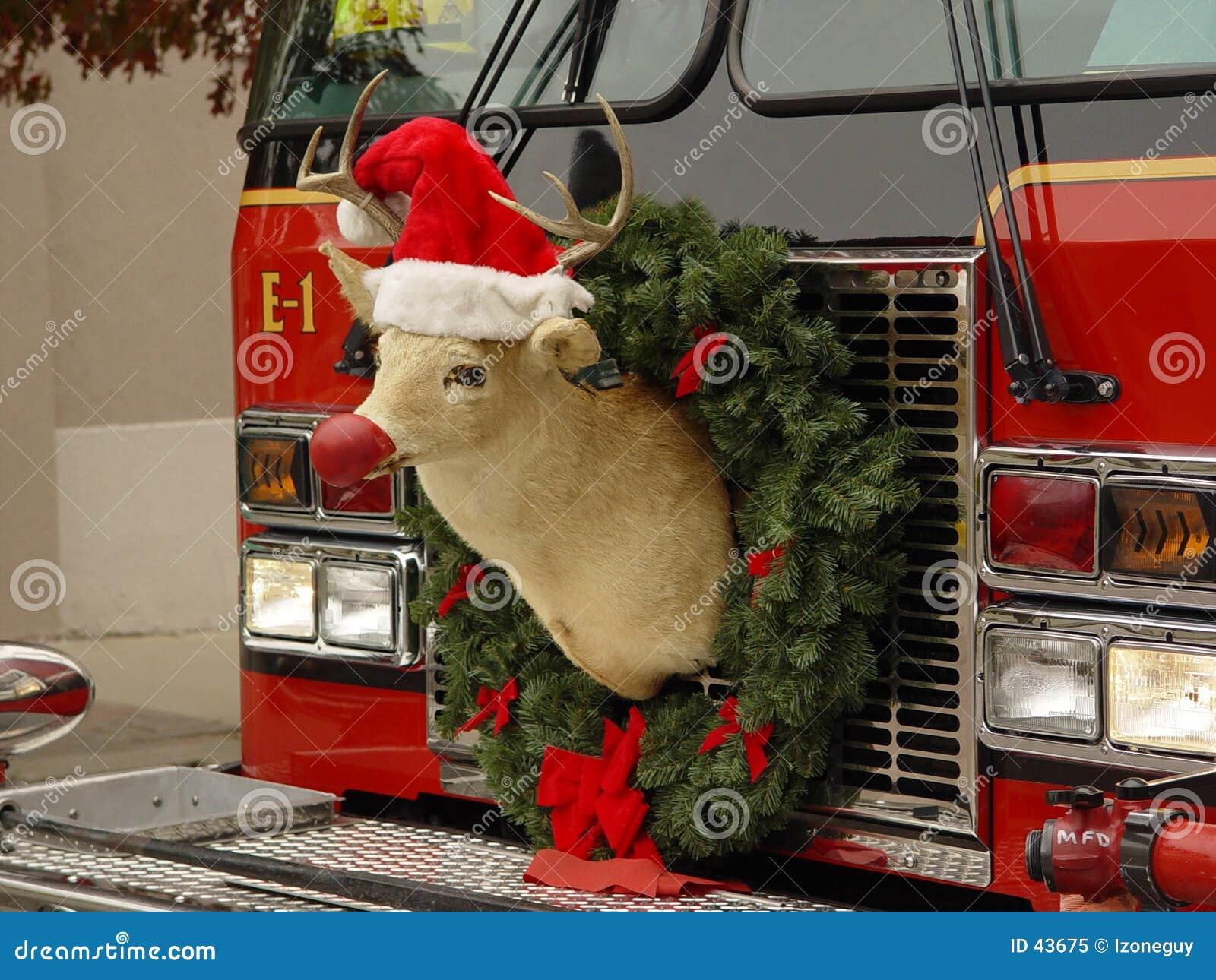 Firetruckren