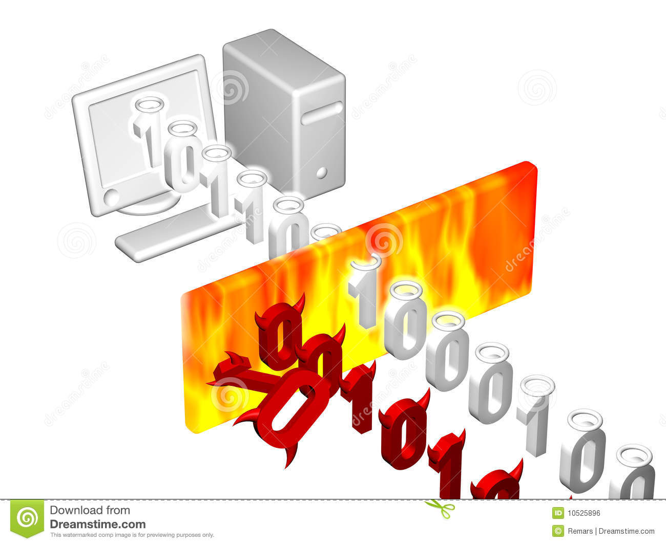 Free Computer Technology Clipart