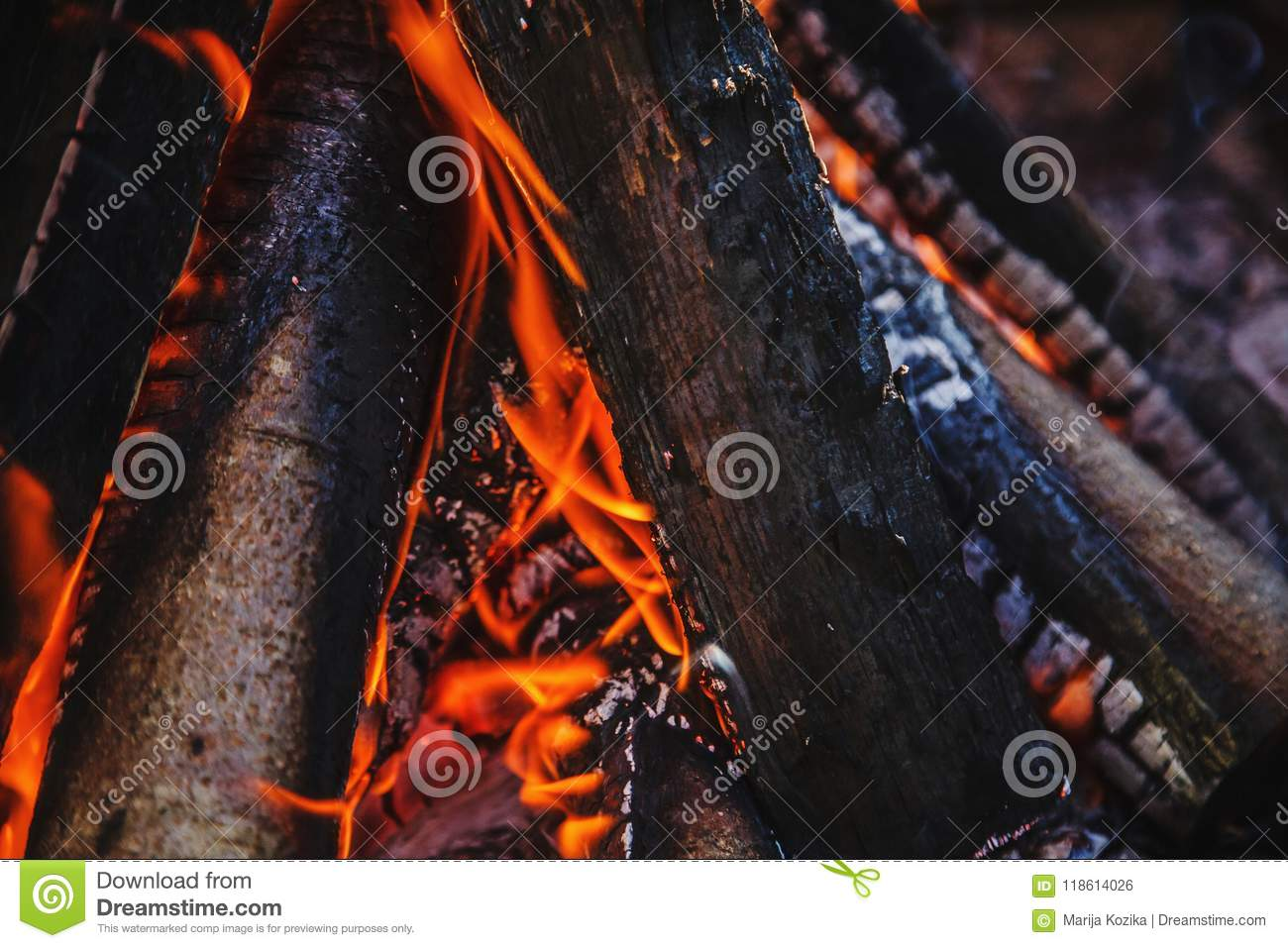 Amazing Firewood Logs Of Various Sizes Burning In Outdoor Fireplace Download Free Architecture Designs Philgrimeyleaguecom