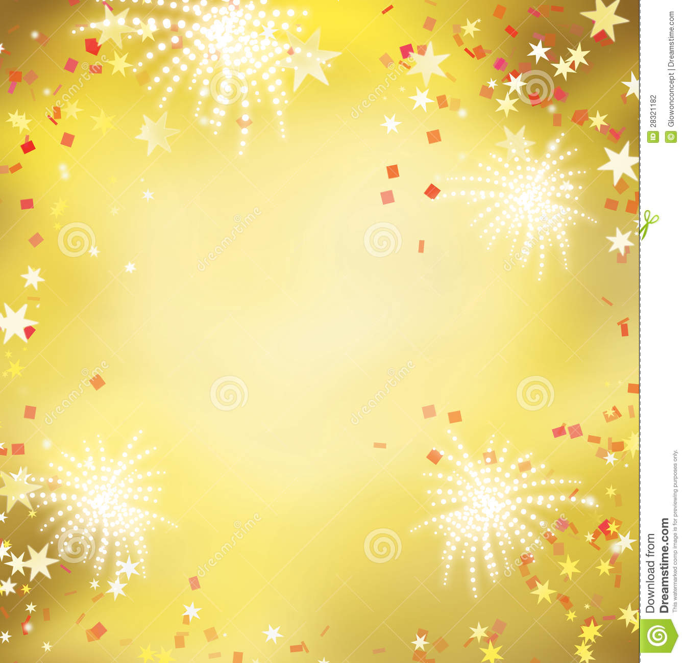 New Year Vector Designs Free Download
