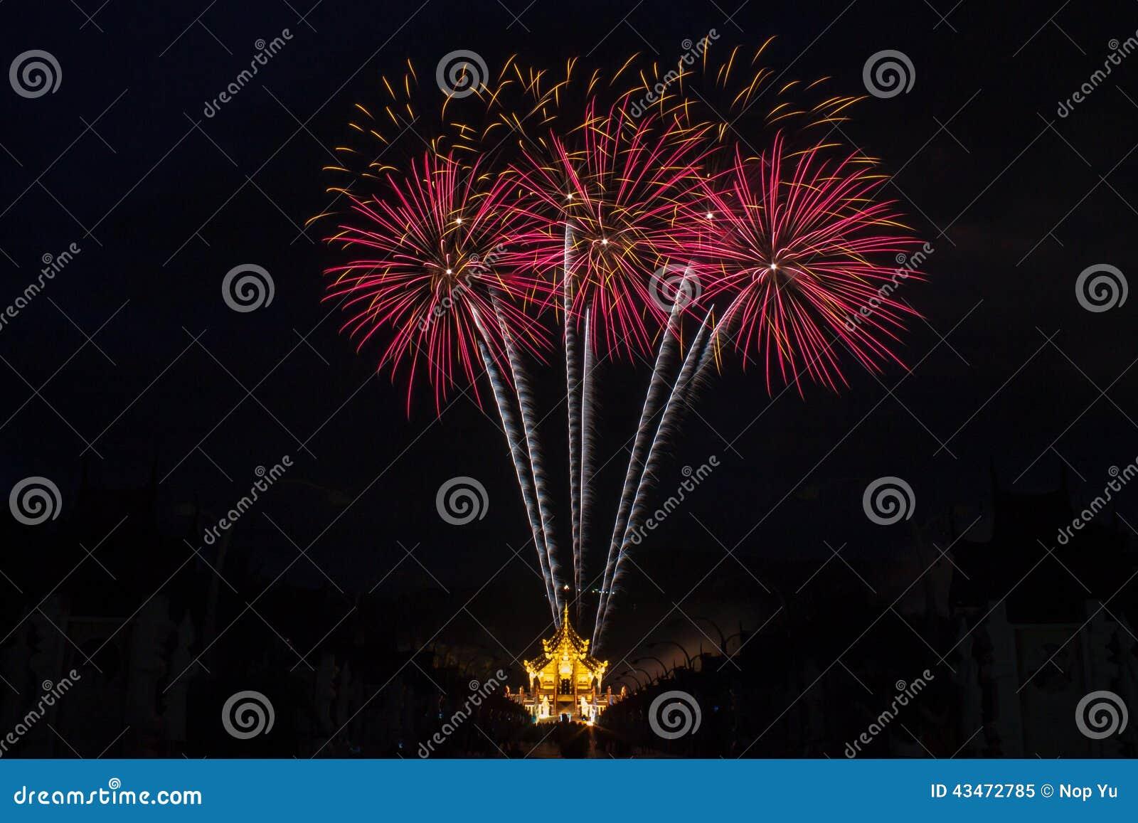 Firework Celebration