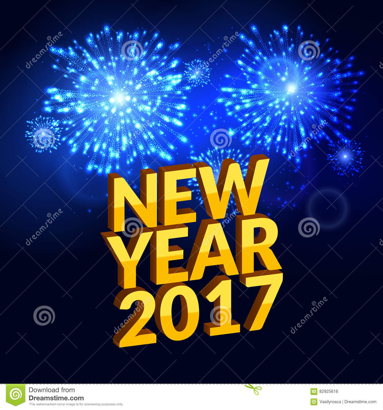 firework new year holiday celebration template vector firework flame carnival