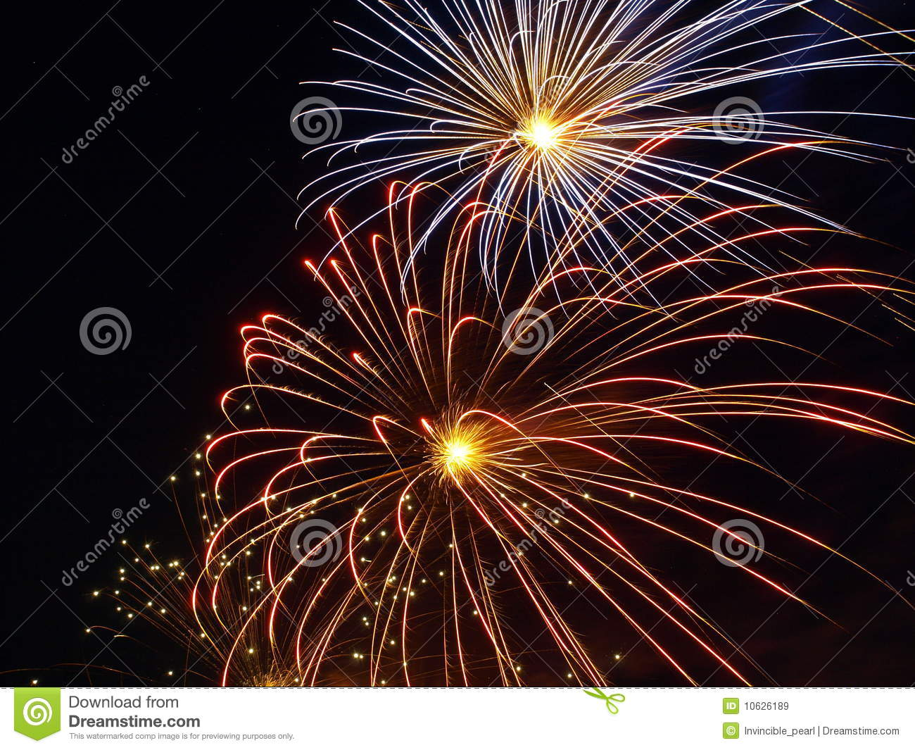 Fireworks Royalty Free Stock Images - Image: 10626189: dreamstime.com/royalty-free-stock-images-fireworks-image10626189