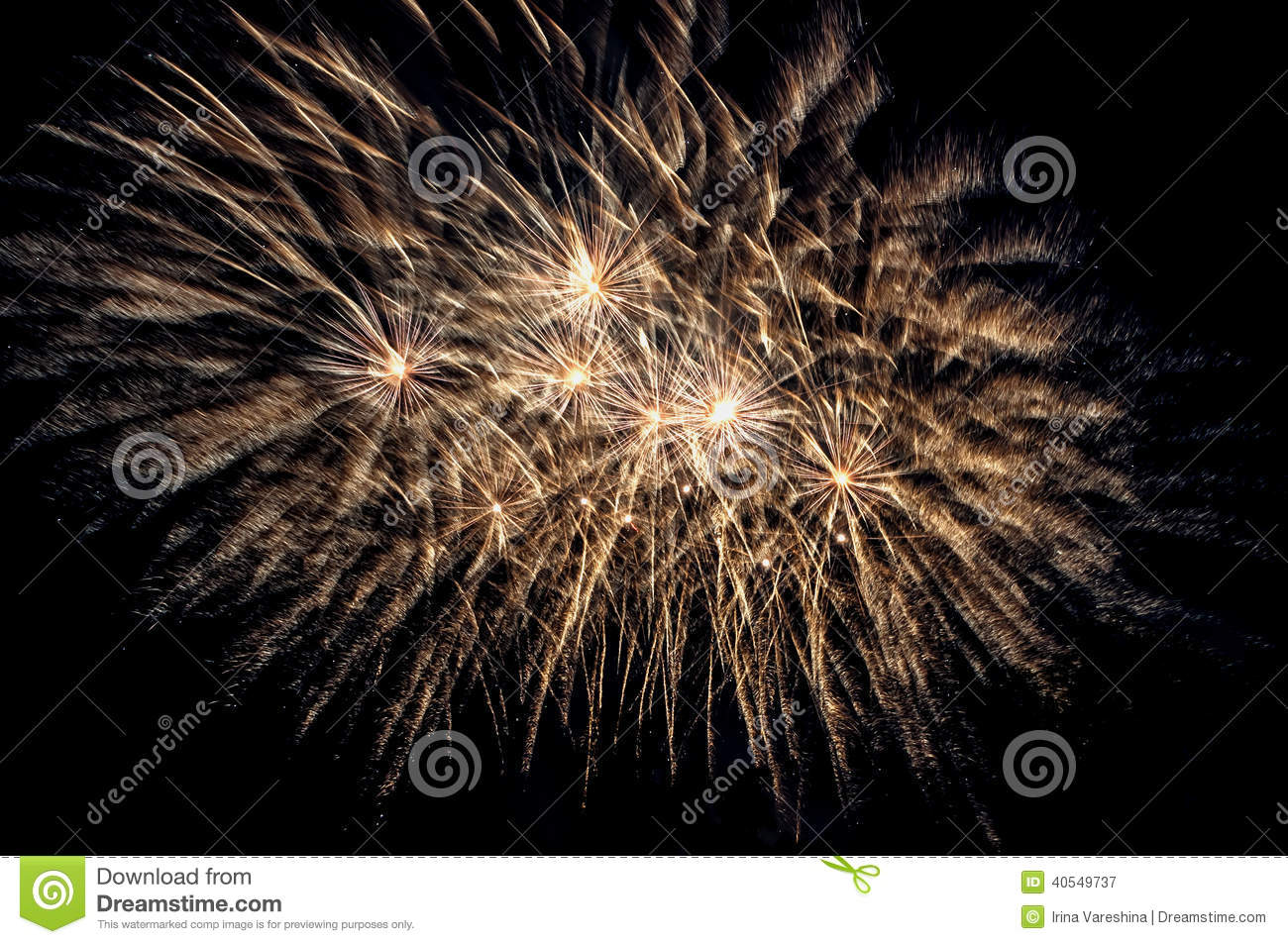 Wallpaper Salute Sky Holiday Colorful 3376x4220: Fireworks Salute Stock Photo