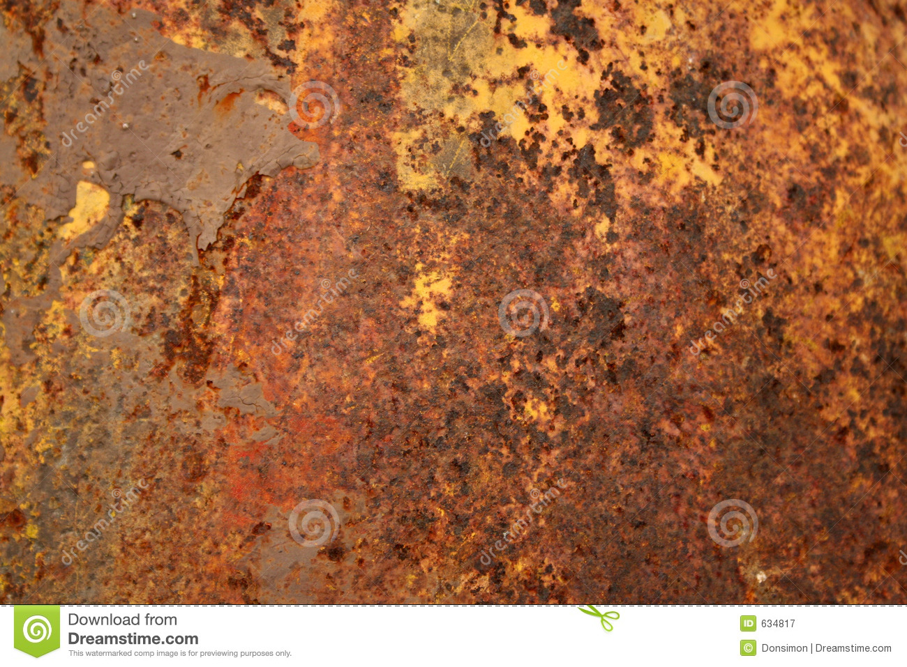 firey rust metal background texture stock image image