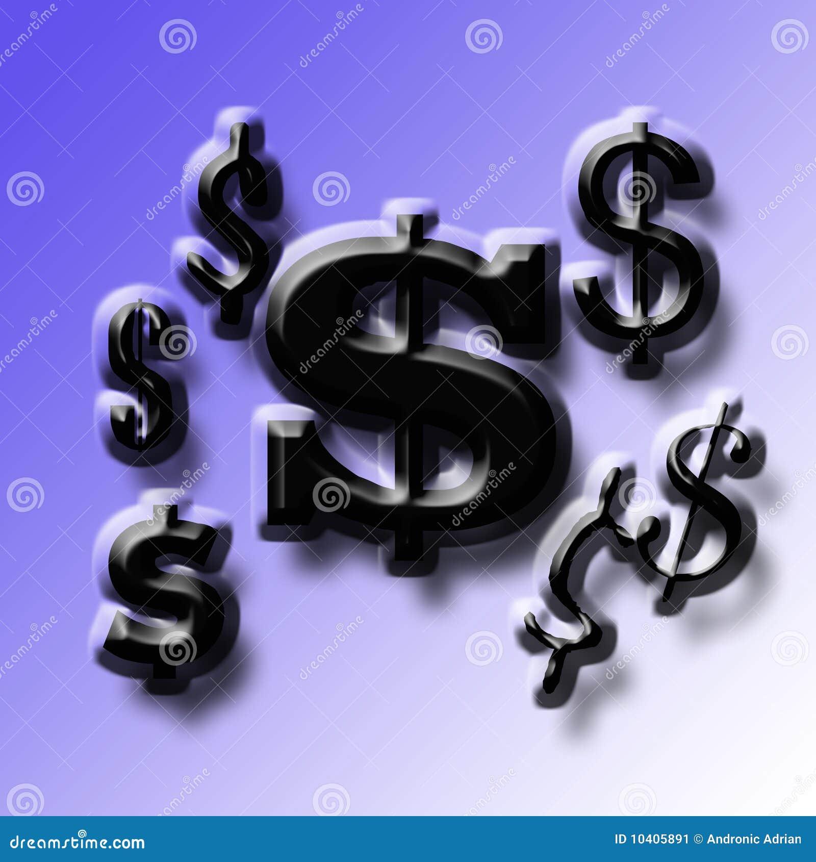 Firme los dólares de los E.E.U.U.
