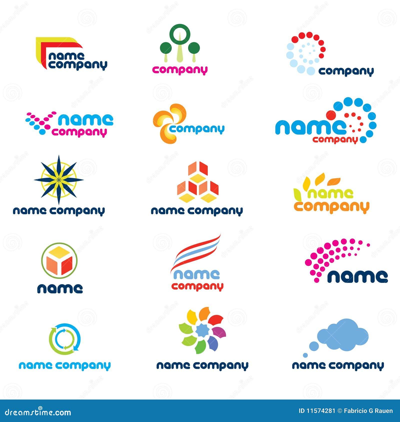 Firmy loga projekty