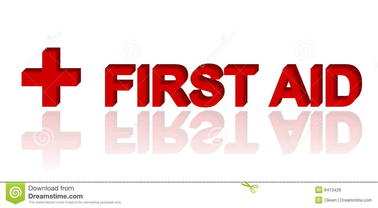First Aid Royalty Free Stock Photos - Image: 8413428
