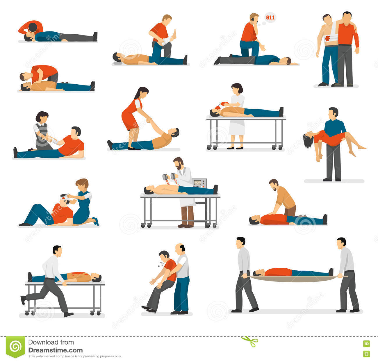 Cpr Cartoons, Illustrations & Vector Stock Images - 159 Pictures to ...